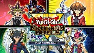 Jugando Yu-Gi-Oh! Millennium Duels 2014 Ps3 / Xbox 360 Let