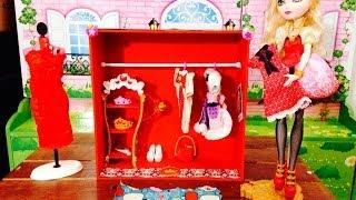 Tutorial: Closet Para As Bonecas Por Julia