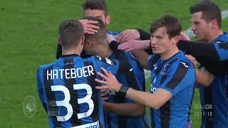 I gol dell'Atalanta nel campionato di Serie A TIM 2017-2018