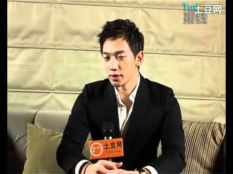 [Rain (Bi) News] 110301 Tudou_Beijing The Best Concert Press Con+Interview_03_Learning Chinese