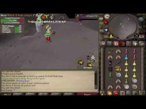 One way to get free 17m - Runescape 2007