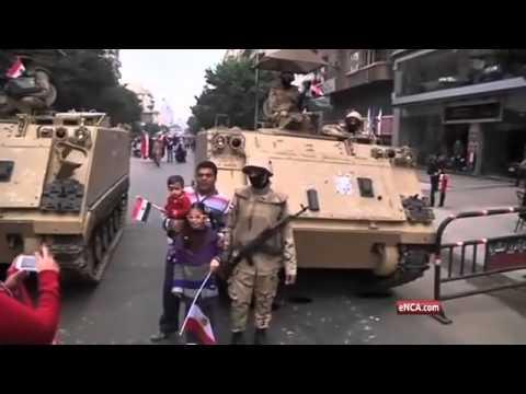 Landslide election victory for Egypt's Al-Sisi
