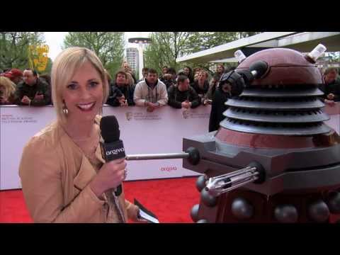 Red Carpet Highlights: Arqiva BAFTA Television Awards in 2013