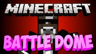 Minecraft BEST BATTLE DOME Vs. Bajan Canadian and More