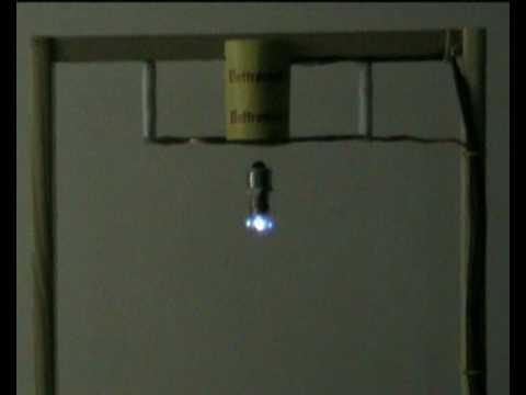 Levitazione magnetica, la magia dell'elettronica