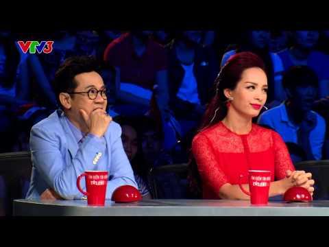 [FULL] Vietnam's Got Talent 2014 - ĐÊM TRÌNH DIỄN & CÔNG BỐ KẾT QUẢ BK 2 - TẬP 13 (21/12/2014)