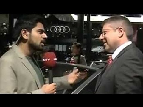 Interview with Audi India head Joe King