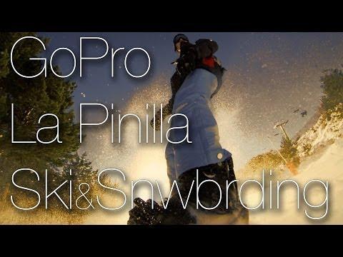 Hình ảnh trong video La Pinilla 2013 - 2014 GoPro Ski & Snowboard