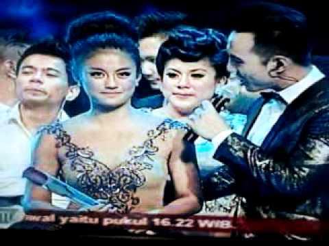 Kejutan Ulang Tahun Agnes Monica - Grand Final Indonesian Idol (30 Juni 2012-01 Juli 2012) - TS