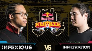 Red Bull Kumite 2017: Infexious vs Infiltration | Top 16