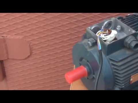 Плавный пуск электродвигателя своими руками схема