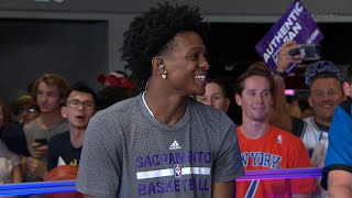 De'Aaron Fox: Build A Bio