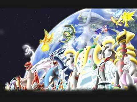 Pokemon the Movie 13: The War of the Apocalyptic Arceus Teaser