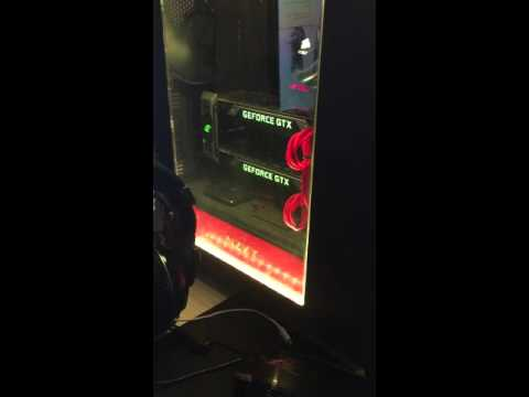 Razer Mamba 2015 + Corsair K70 RGB