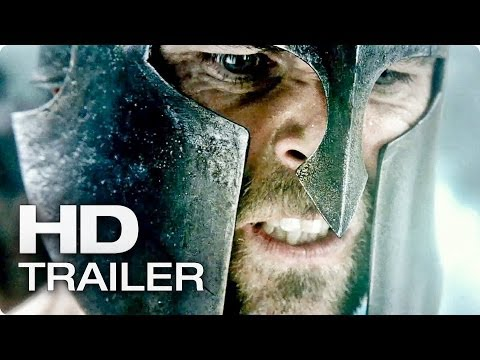 300: RISE OF AN EMPIRE Offizieller Trailer #2 Deutsch German | 2014 [HD]