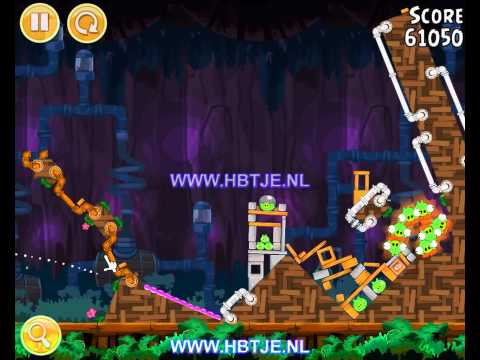 Angry Birds Short Fuse 26-15 3 stars