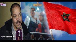 فركوس:الفيلم الجديد ديالي يقدرو المغاربة كاملين يتفرجو فيه   |   خارج البلاطو