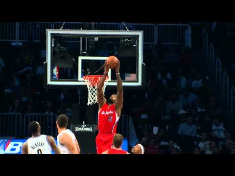 DeAndre Jordan Throws Down the Reverse Alley-Oop Off the Blake Griffin Lob
