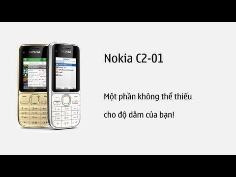 [Quảng cáo bựa tự chế] Nokia C2-01