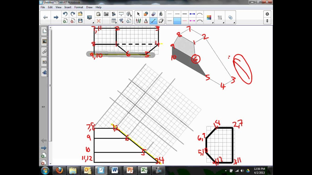 Homework and Drawings 2011 2012 moreover Adv together with Gtu 110013 Engineering Graphics Mar likewise Drafting in addition 2. on auxiliary view autocad