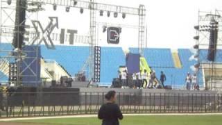 Super Junior - It's You (Rehearse) 2010.03.27 [MTV EXIT] [Fancam]