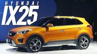 Hyundai Ix25, Rival Do EcoSport Lançado Na China