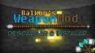 Minecraft 1.7.2/1.7.10 ~ Como Descargar E Instalar Balkon