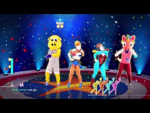 Just Dance 2015 - 4x4 - Miley Cyrus - 100% Perfect Re-FC #03