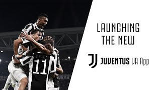 Experience #JuventusVR today available worldwide!