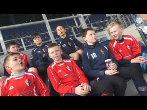 The Falkirk Cup 2014 - Monday Highlights