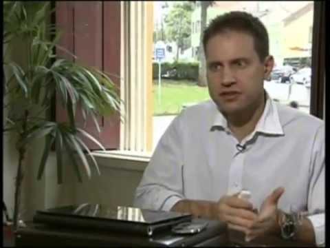 Antonio Borba fala sobre segurança de dados na internet - Paraná TV (RPC TV) - 05/04/2013