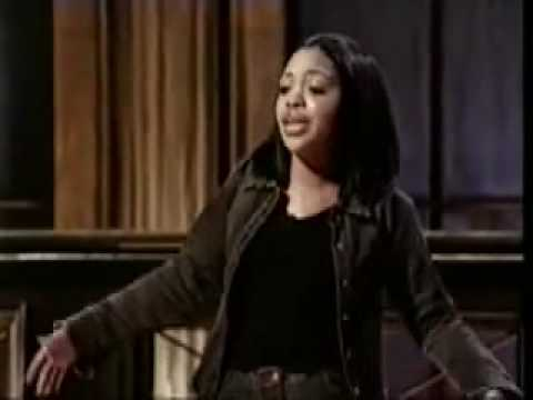 YouTube Dana Gilmore Def Poetry Jam Wife, Woman, Friend Pt 2