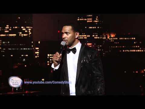 Mike Epps talks kids at Shaqs All Star Comedy Jam -7yekKcIhX1I