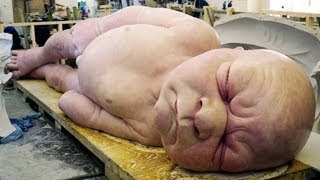 Giant Fake baby, BiDiPi30
