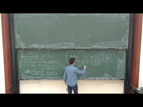 Yvan Martel: Dynamics of critical generalized KdV equation