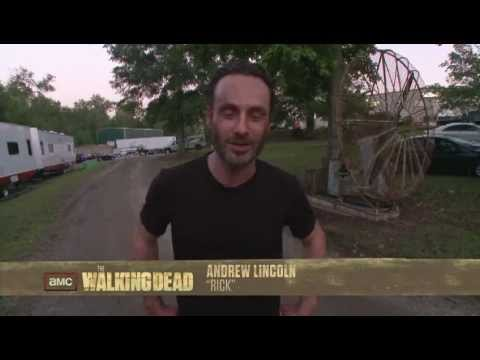 The Walking Dead Season 3 Behind the Scenes #1, Behind the Scenes of The Walking Dead Season 3 with Andrew Lincoln, Norman Reedus, and more. Season 3 premieres this fall on AMC. Who's excited?