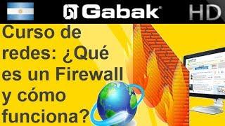 ¿Qué es un firewall y como funciona?