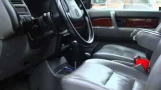 1996 ACURA SLX 4dr Wgn 4WD w/Premium Pkg