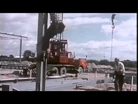 1957 promotional film about Mississauga's Development