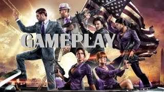Saints Row 4 GamePlay on PC Max Graphics [1080p]