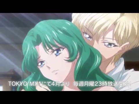TVアニメ「美少女戦士セーラームーンCrystal」第3期<デス・バスターズ編>PRETTY GUARDIANS SAILORMOON CRYSTAL SEASON3, season 3 trailer