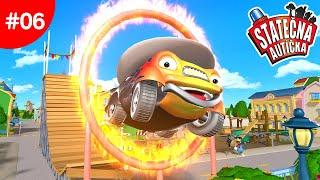 Statočné autíčka - Filmári