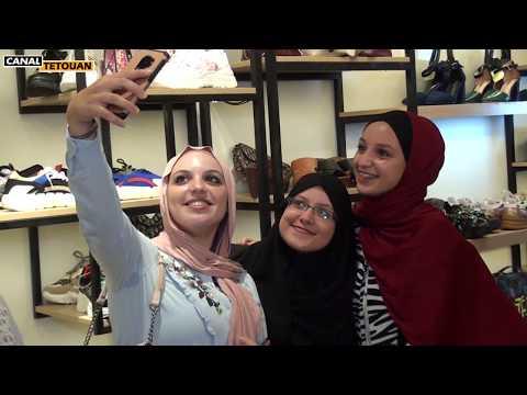 جديد بتطوان .. افتتاح محل رائع لبيع الأحذية والحقائب اليدوية بشارع الجيش الملكي (فيديو)
