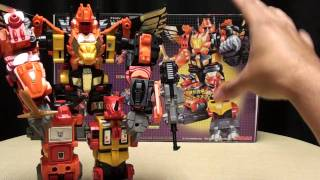 G1 PREDAKING Part 6: EmGo's Transformers Reviews N' Stuff