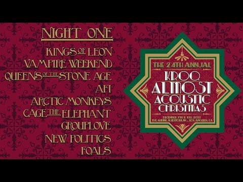 Night 1 (Saturday) Webcast / Live Stream