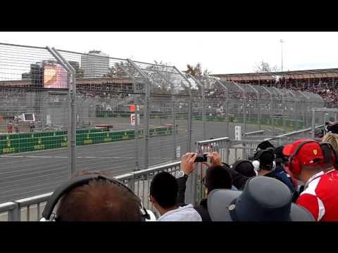 Formula One Melbourne 2013