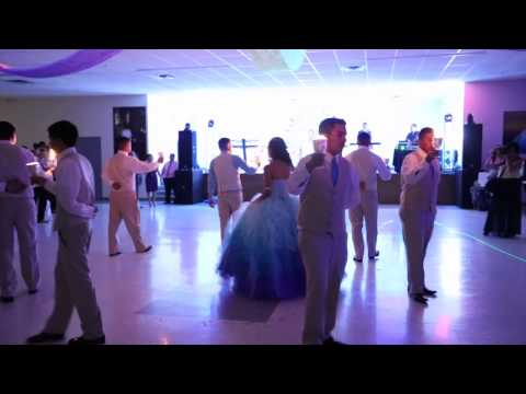 Liliana tapia Quinceañera - Entrada, Vals, Baile Sorpresa & etc