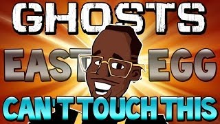 """COD Ghosts: """"MC HAMMER"""" Stop Hammer Time Easter Egg (Call of Duty Ghosts Secrets)"""