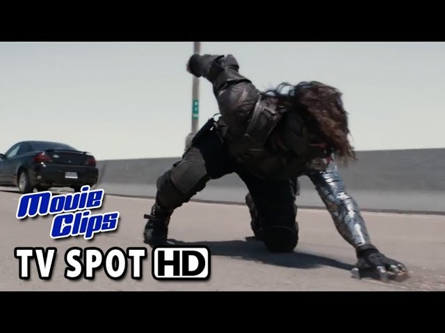 Captain America: The Winter Soldier TV SPOT #5 (2014) HD