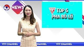 VFF NEWS SỐ 40 | Vũ Minh Tuấn bật mí những thông tin thú vị về mình